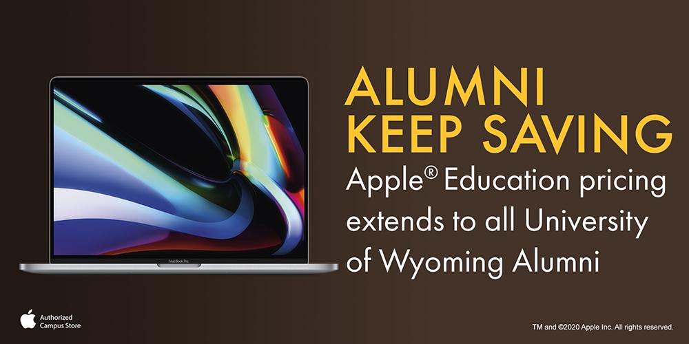 Alumni Apple Savings