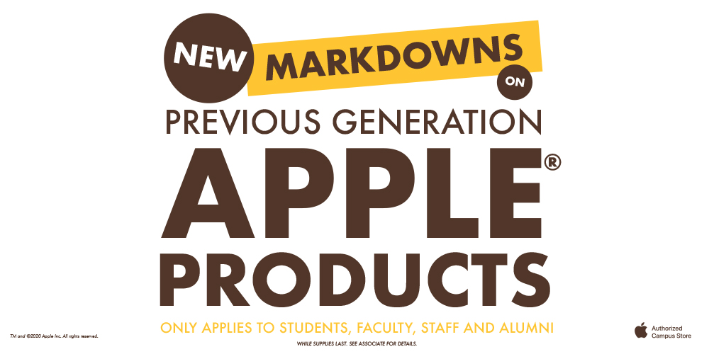 Apple Previous Generation Markdowns