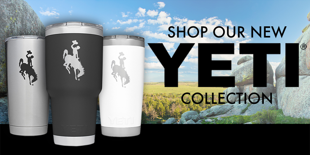 Shop our Yeti Collection