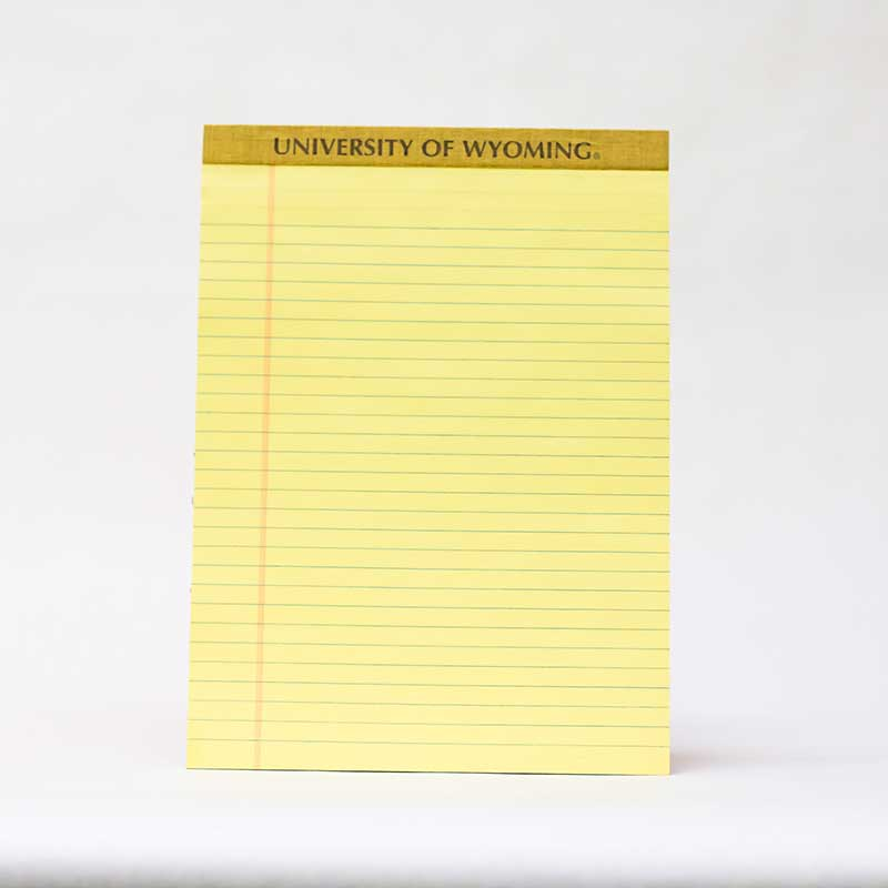 Yellow Legal Pad Large Wide-Ruled (SKU 103644371332)