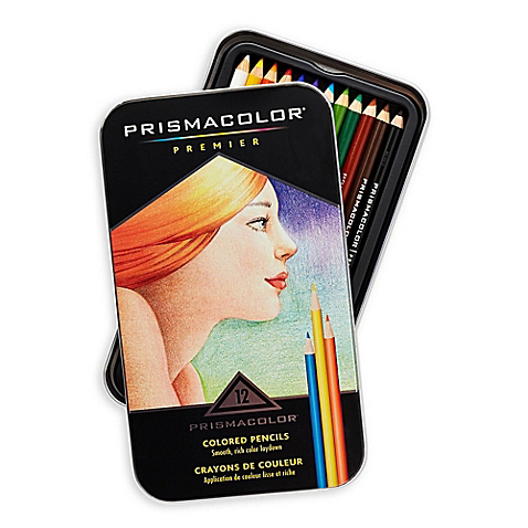 Prismacolor Colored Pencil Set Of 12