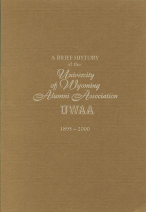 Breif History Of The Uw Alumni Association 1895-2000