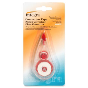 White Correction Tape