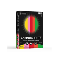 Astro Brights Colored Cardstock