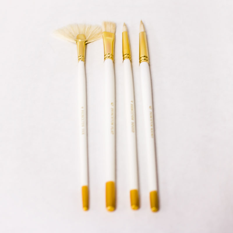 Brush Set Oil Acrylic