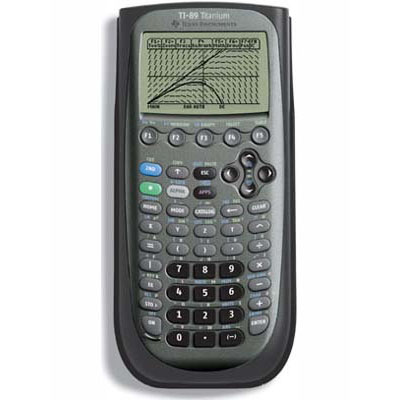 Ti-89 Titanium Graphing Calculator