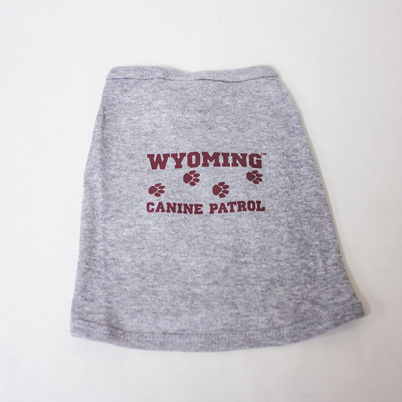 Canine Patrol Wyoming Dog Tee