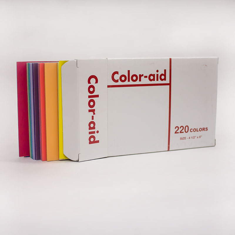 Color-Aid 220 Color Set