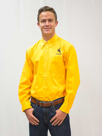 5A. Wyoming Long Sleeve Button Up