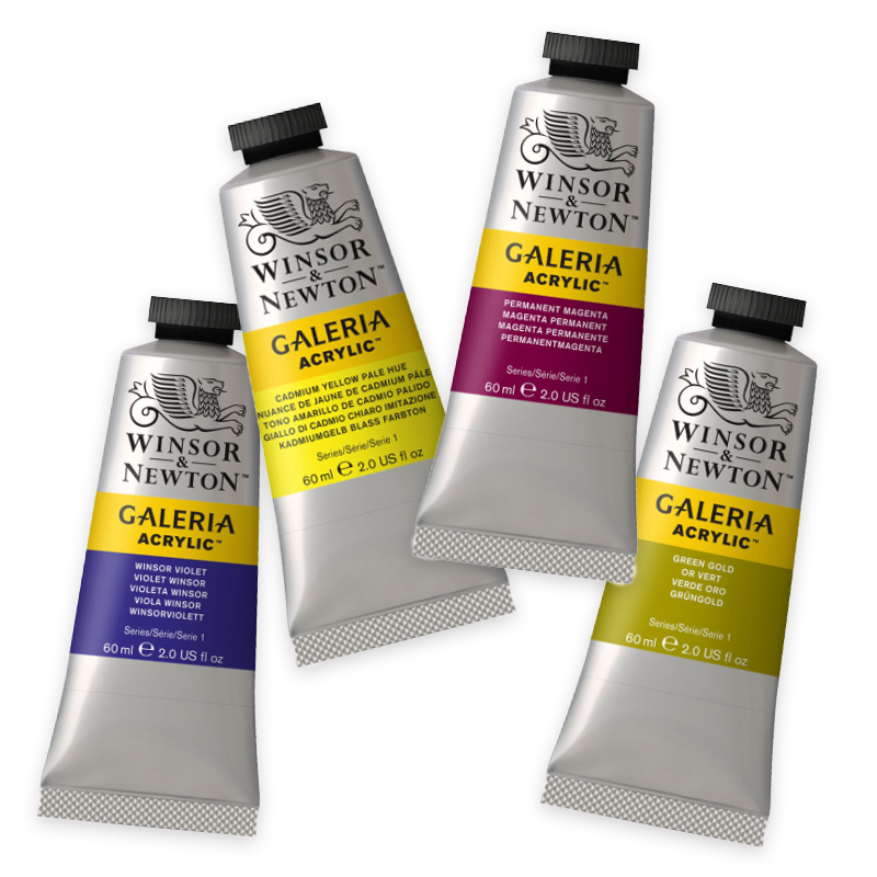 Garalia® Acrylic Paints