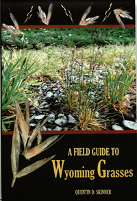 Field Guide To Wyoming Grasses