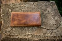Carolina Sewn Co. Wyoming Leather Pocket Secretary