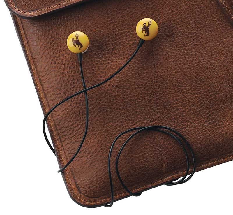 Bucking Horse Earbuds