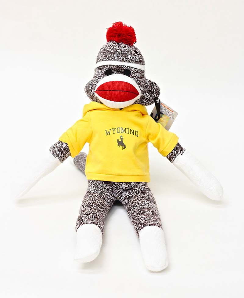 Wyoming Sock Monkey