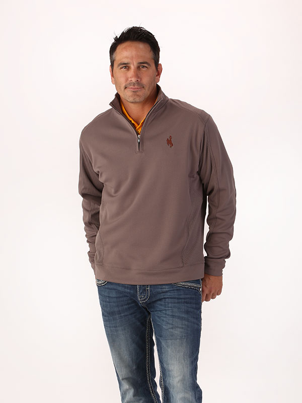 Cutter & Buck® 1/4 Zip Drytec Edge