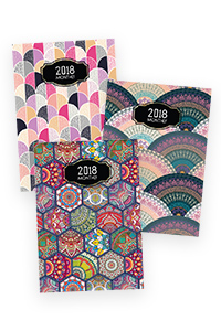2020 Deco Monthly Planner