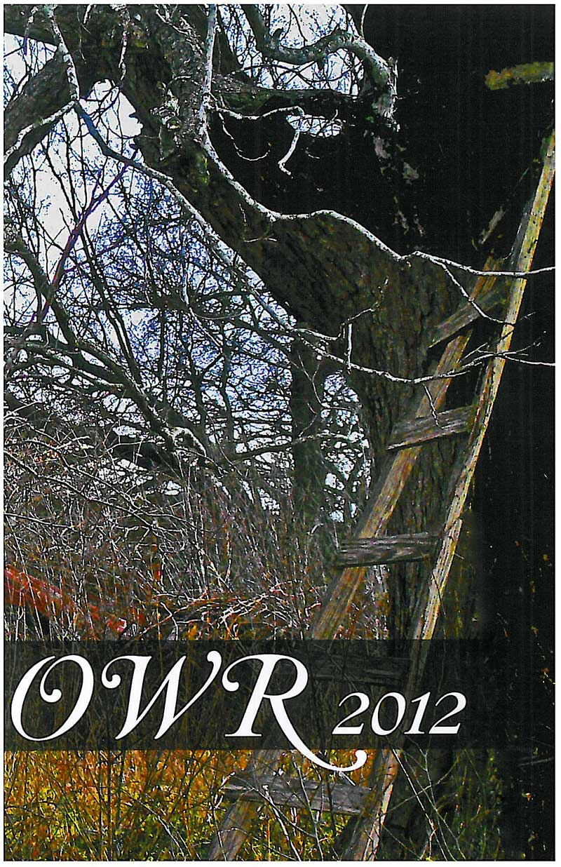 Owen Wister Review 2012