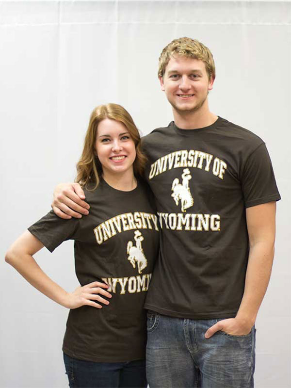 University Of Wyoming T-Shirt