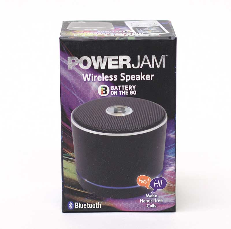 Powerjam Wireless Speaker