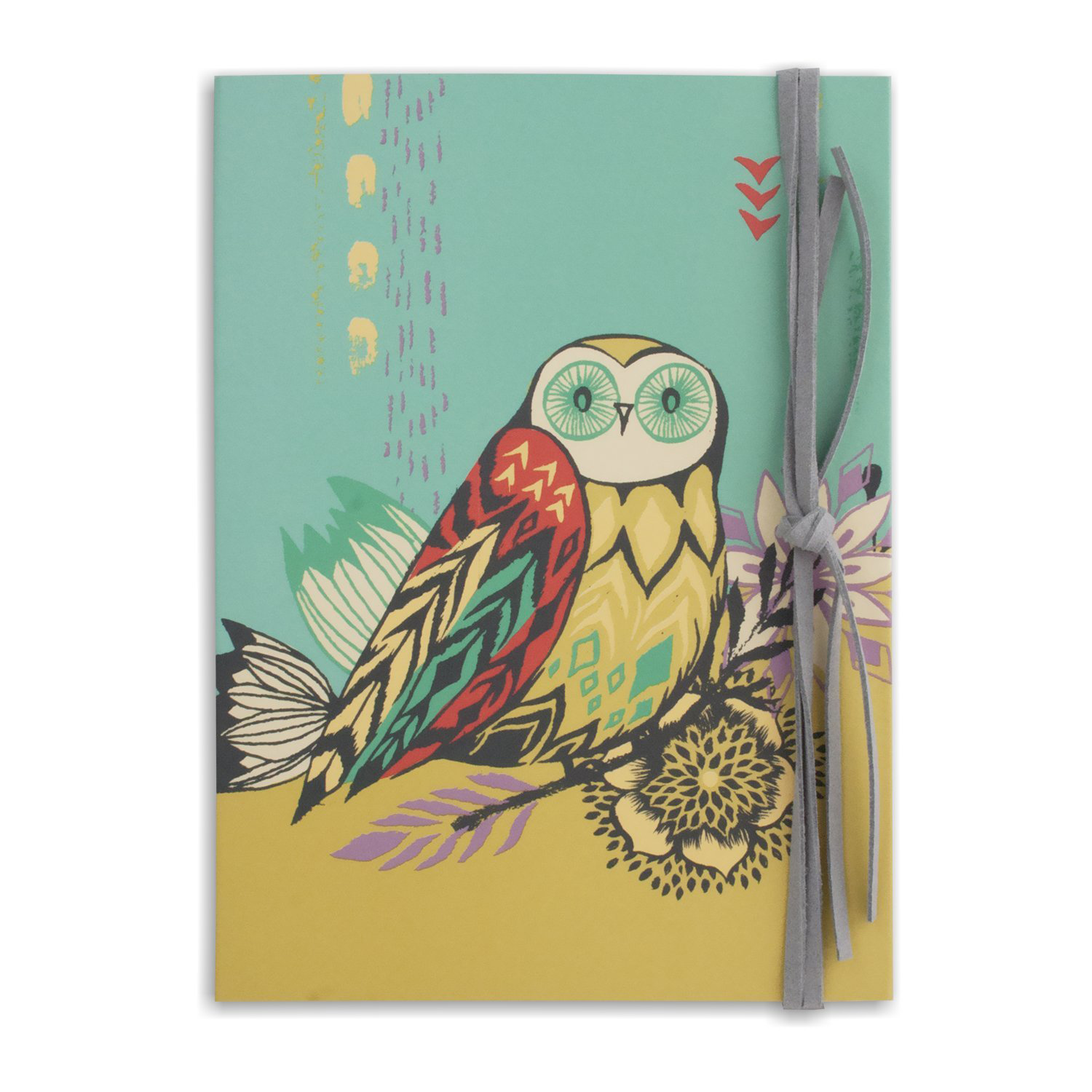 Daily Journal Owl