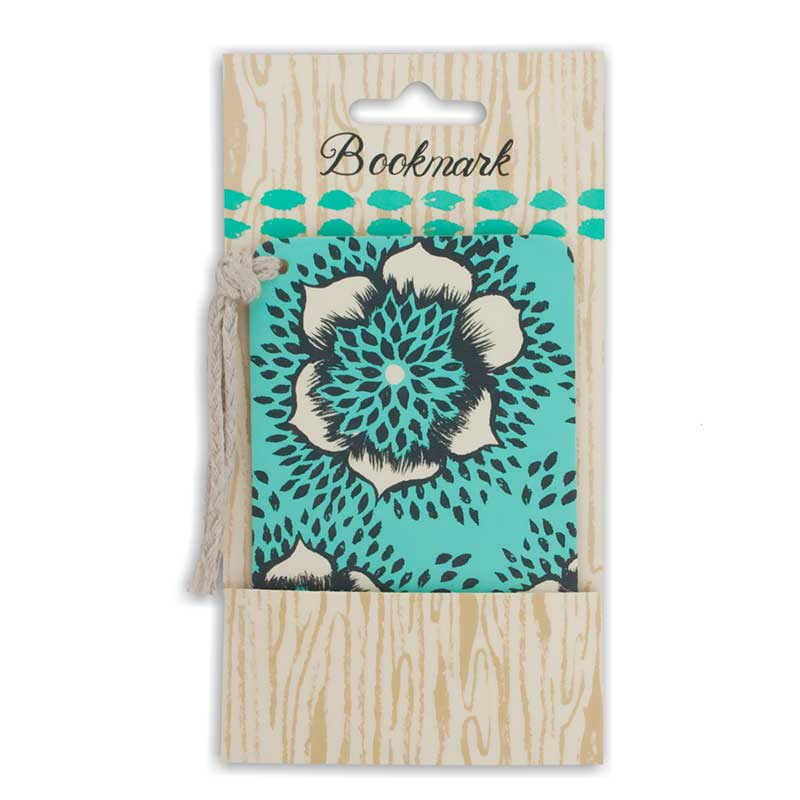 Metal Bookmark Blossom