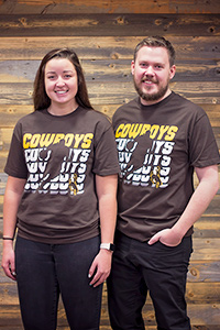 Ci Sport® Cowboys Repeat Basketball Tee