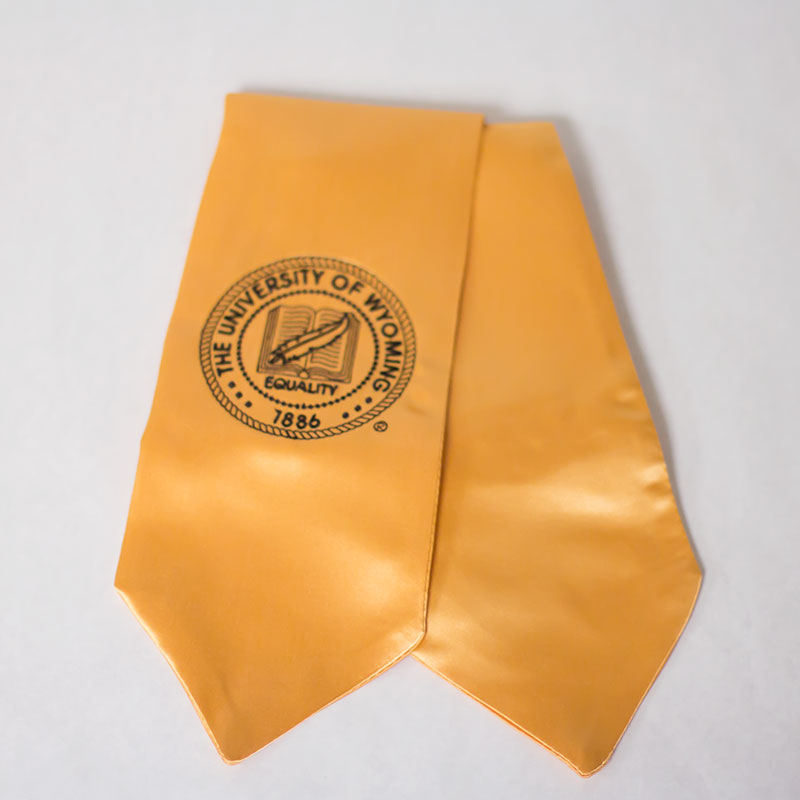 Gold Seal Stole