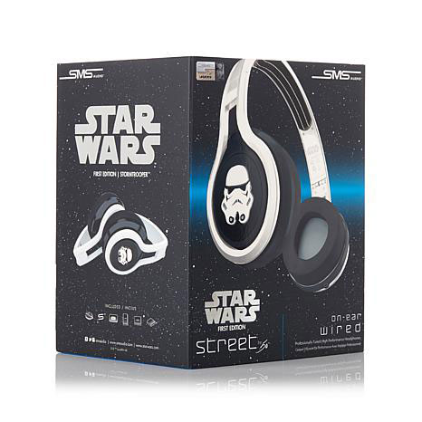 Star Wars Storm Troopers Headphones