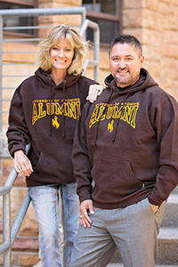 CI Sport® University of Wyoming Alumni Hood