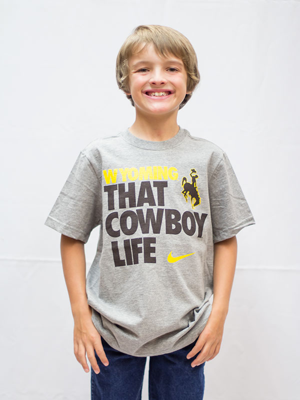 "Youth ""That Cowboy Life"" Tee"