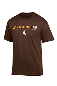 Champion® University of Wyoming Dad Tee