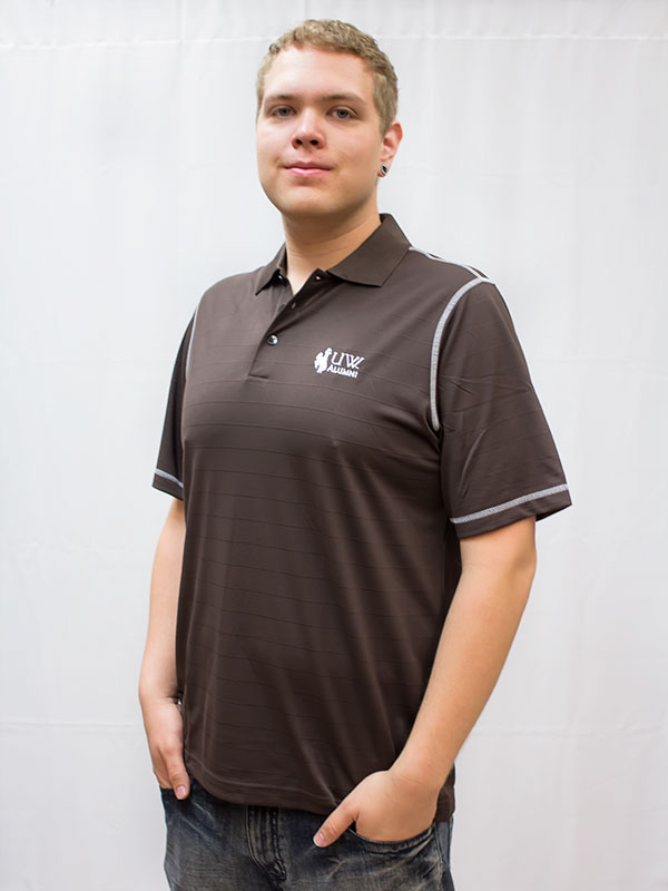 Uw Alumni Icon Polo