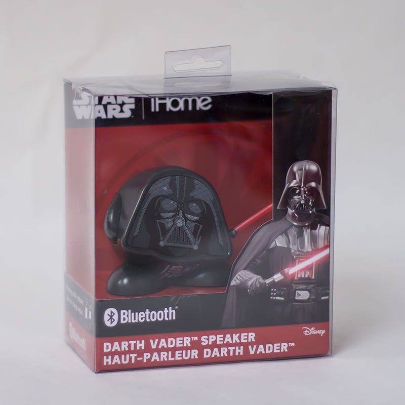 Star Wars Darth Vader Ihome