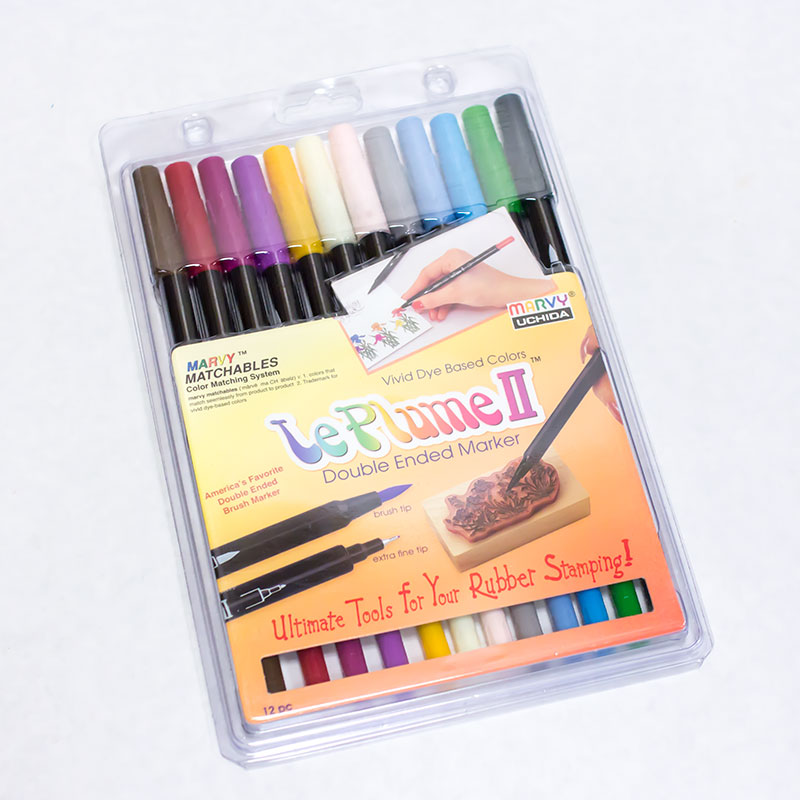 Leplume™ Double Ended Markers