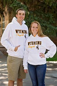 Wyoming Cowgirls Hood