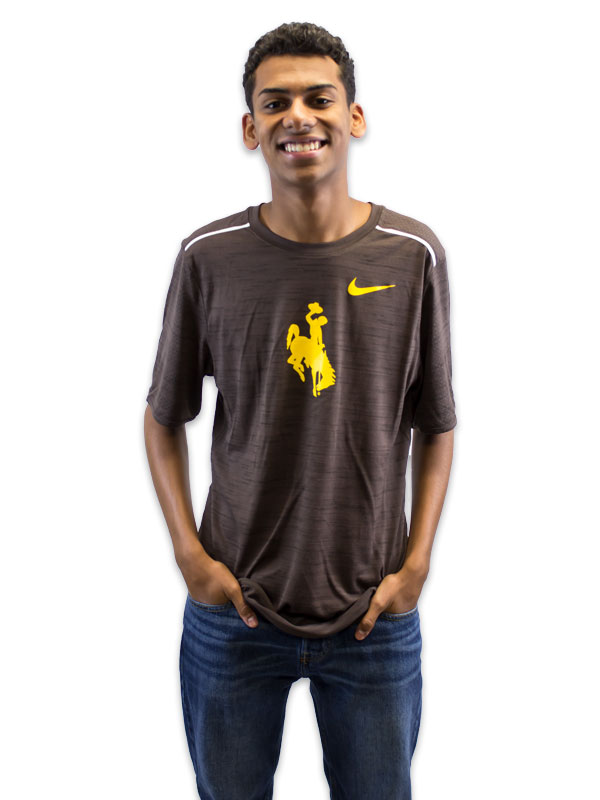 Nike® Slant Player Short Sleeve Tee