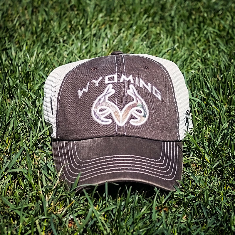 Wyoming Realtree® Roughage Mesh Cap