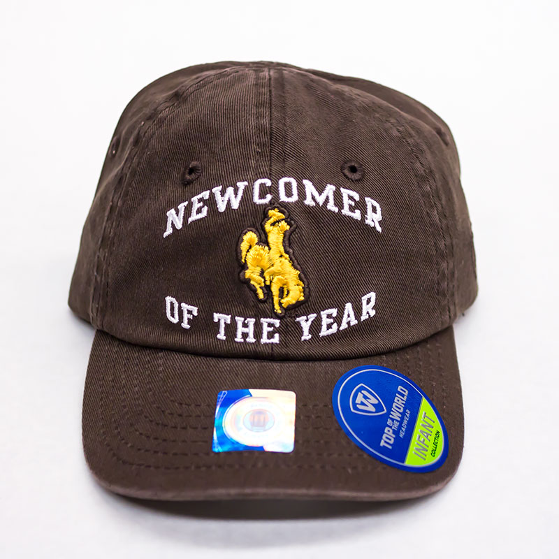 Newcomer Of The Year Infant Cap
