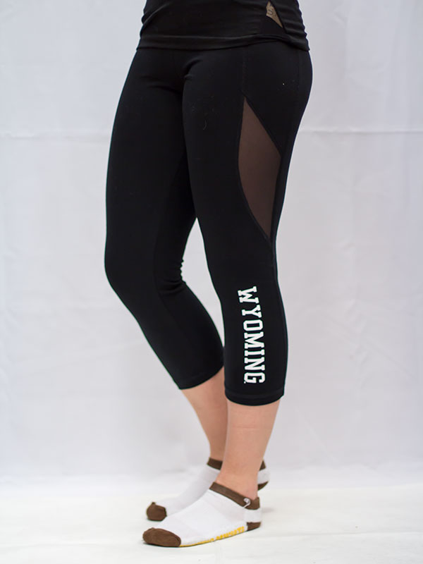 Ladies Stamina Mesh Leggings