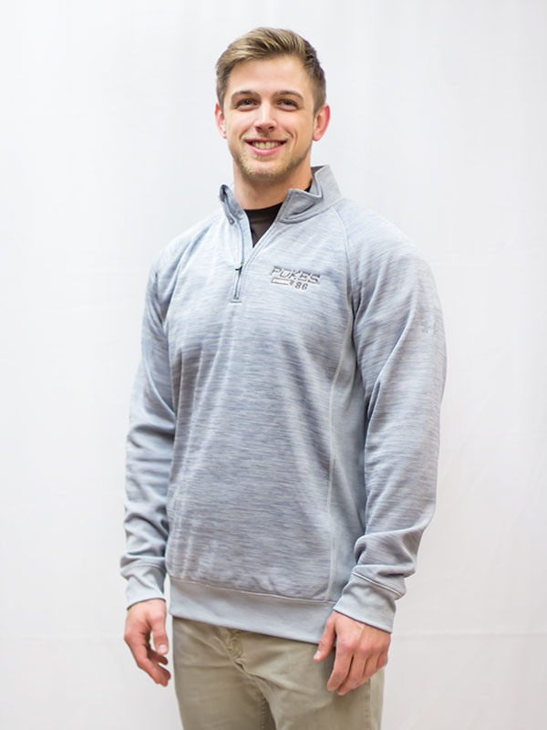 Under Armour® Club Fleece 1/4 Zip