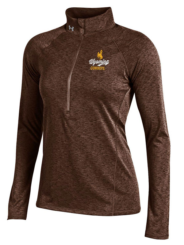 Under Armour® Ladies Grainy 1/4 Zip