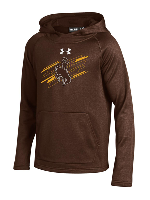 Under Armour® Youth Bucking Horse Hoodie