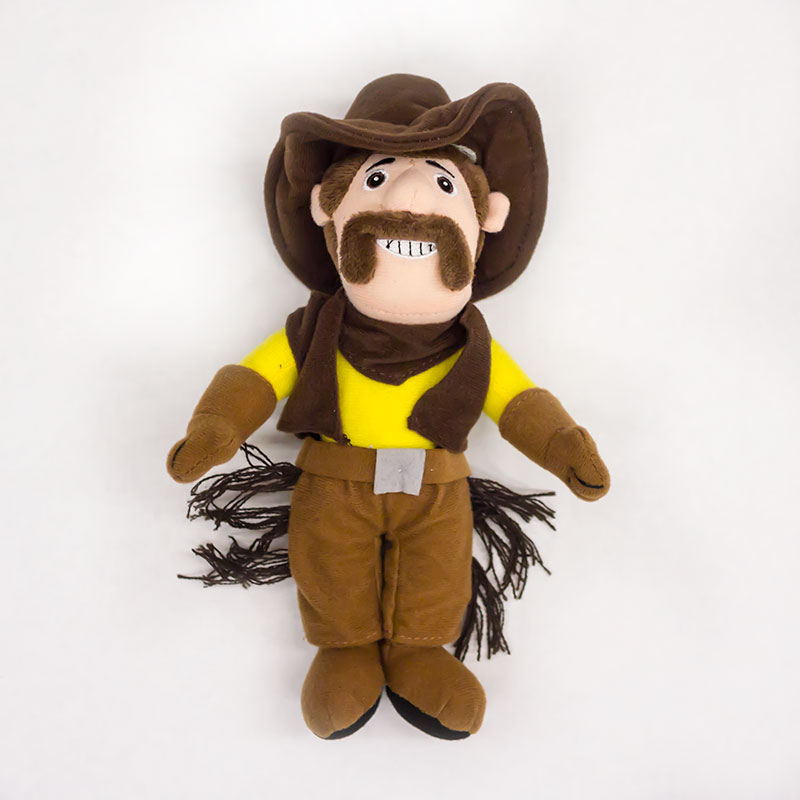 Pistol Pete Plush