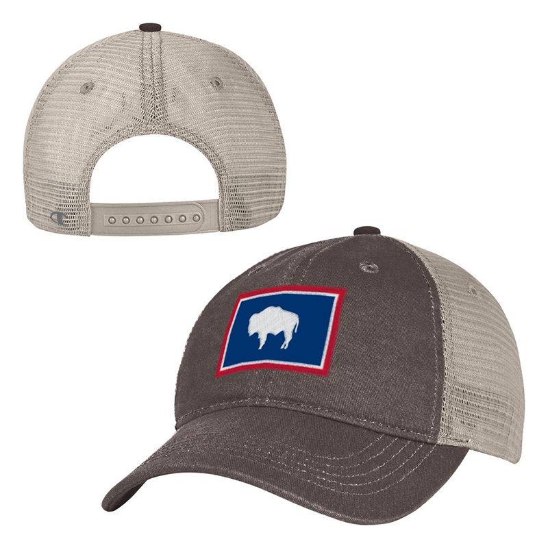 Wyoming State Flag Cap | University Store
