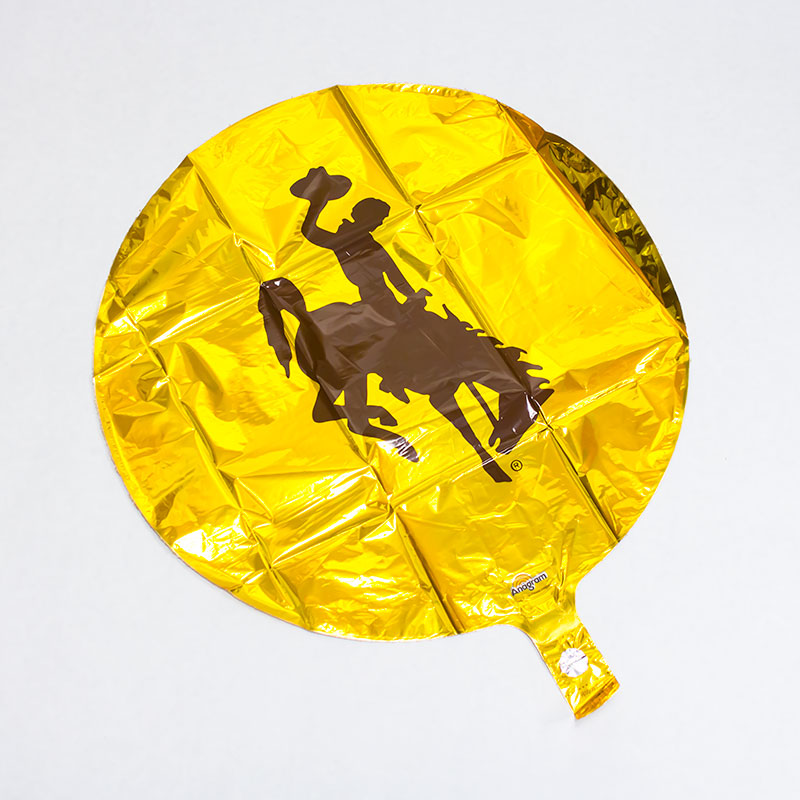 Microfoil Bucking Horse Balloon