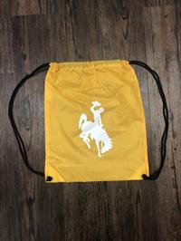 Bucking Horse Drawstring Back Sack