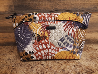Vera Bradley Mandy In Painted Feathers