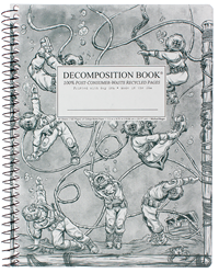 Coilbound Decomposition Book Deep Stretch