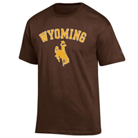 2A. Champion® Wyoming Arch Tee