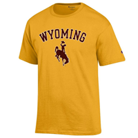 7F. Champion® Wyoming Arch Tee